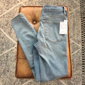 Free People NWT Size 27 Skinny Jeans